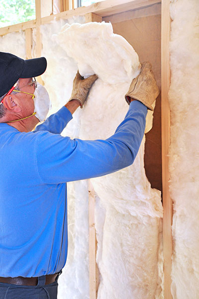 Home Insulation in California